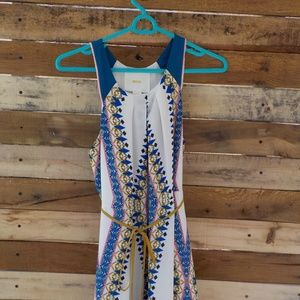 Anthropologie Maeve Pakpao maxi dress size 2